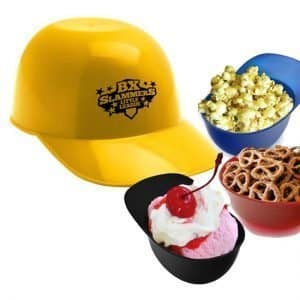 Snacks in hats