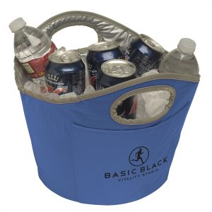 Tailgater soft sided ice bucket-branded merchandise from Creative Resources