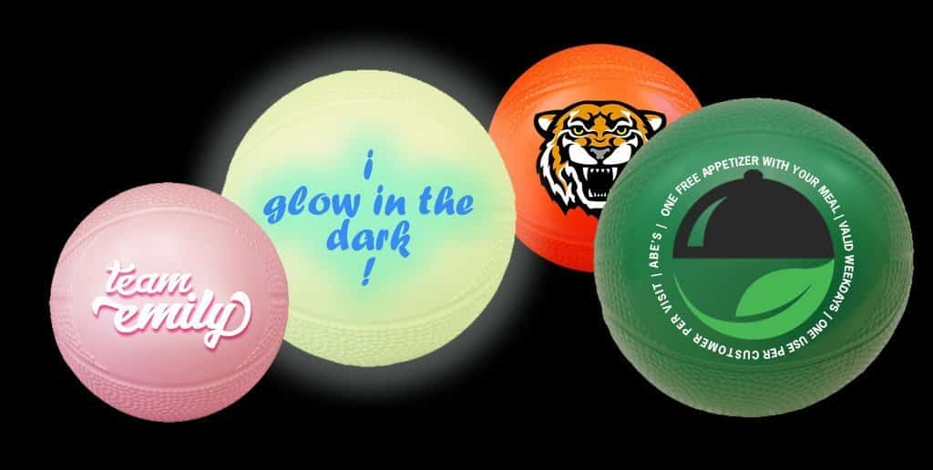 Vinyl sports balls-branded merchandise from Creative Resources