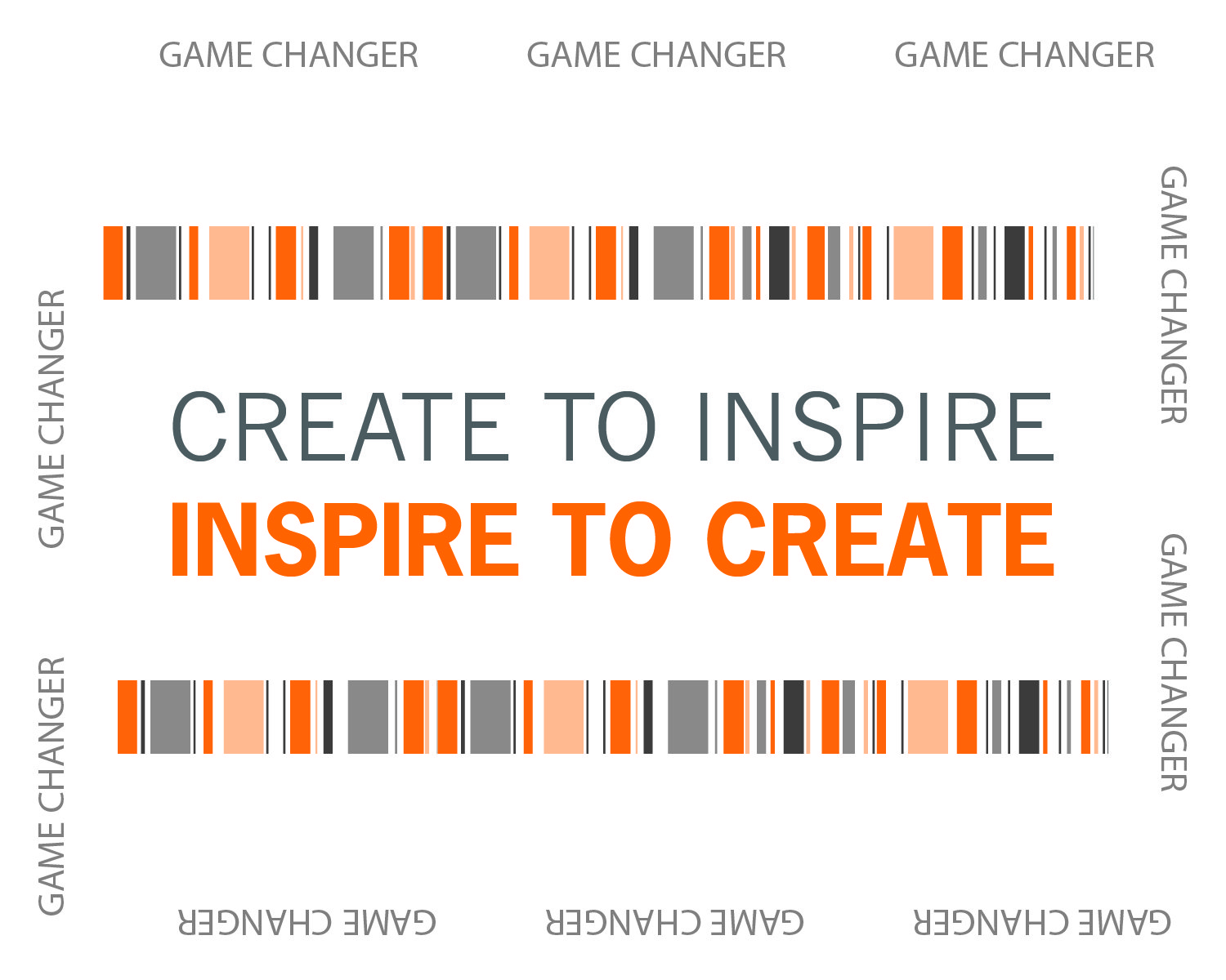 create to inspire-front
